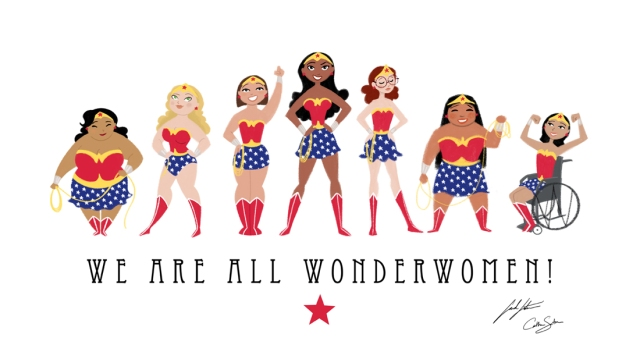 Image result for we are all wonder woman