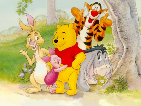 Image result for Characters From Pooh