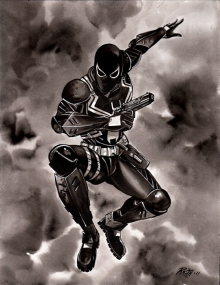 Image result for flash thompson venom