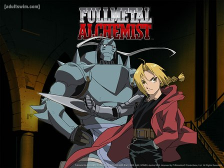 Image result for Fullmetal Alchemist