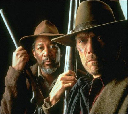The Ace Black Movie Blog: Movie Review: Unforgiven (1992)
