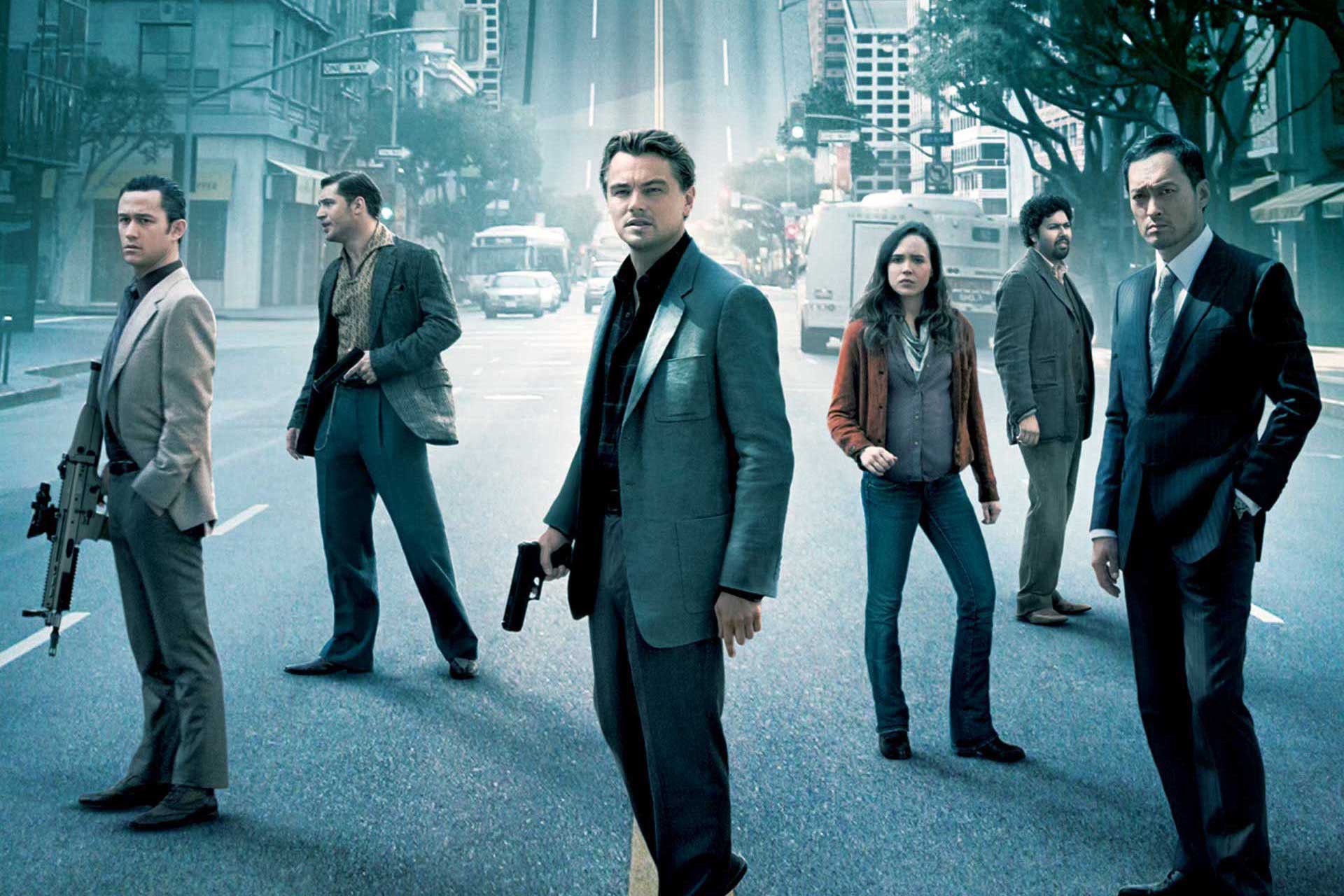 I Finally Watched Inception (2010) | by Patrick J. Regal | Feature  Presentation | Medium