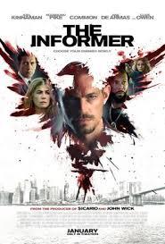 The Informer (2019 film) - Wikipedia