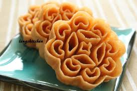 Image result for rose cookies chinese