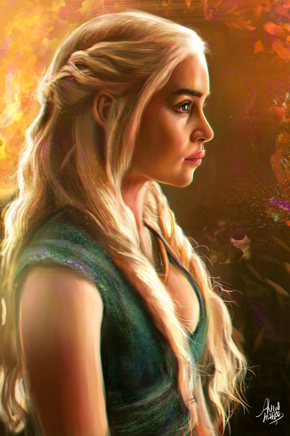 The Binary Extremes of Daenerys Targaryen   by Cherish Kim   Towards Data  Science